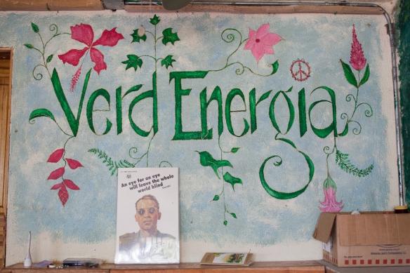 VerdEnergia mural