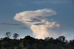 With so much wide-open space on the rivers of the Amazon, the ever-changing clouds are a feast for the eyes.